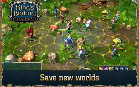 best turn based rpg android king s bounty legions comes to android brings turn based strategy along with it