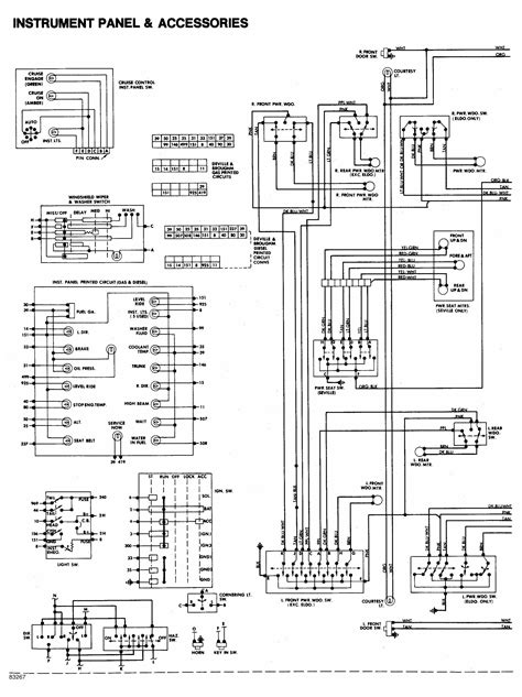 1995 cadillac wiring diagram window wiring diagram