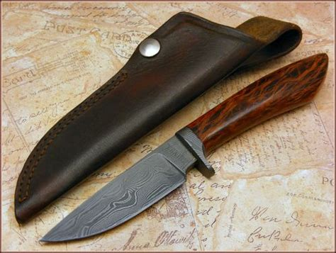 Hand Forged Japanese Kitchen Knives thad yeater handmade knives