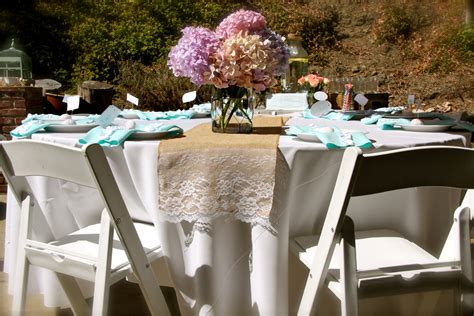 Burlap Table Runners For Wedding by Burlap And Lace Table Runner 14 X 72 Wedding By