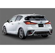TRD Develops Enhancement Kit For New Lexus CT 200h