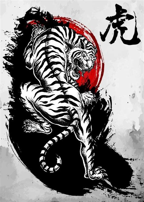 traditional japanese tiger tattoo designs japanese tiger by cornel vlad willpower tigers and japanese
