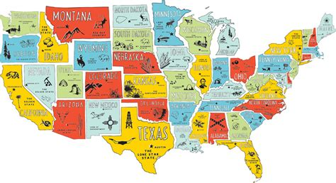 magnetic usa map for rv 7 reasons summer rving is the family vacation