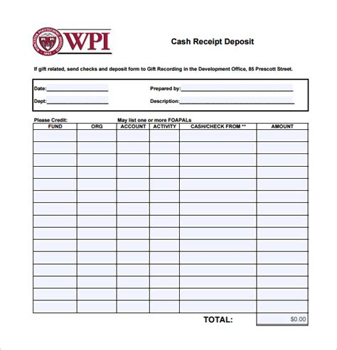 receipt of funds template 18 money receipt templates doc pdf free premium