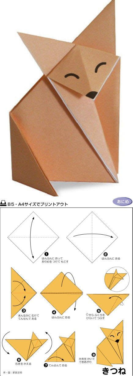 Easy Origami Models - 25 best ideas about simple origami on simple