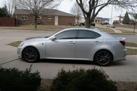 modded lexus is 250 custom f sport badges clublexus lexus forum discussion