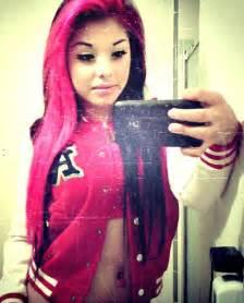 hair the swag swag girl pink sweet cute swag