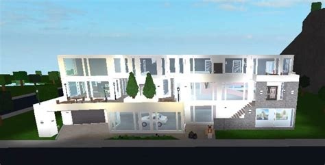 Modern Mansions by Bloxburg My Bedroom Roblox Amino