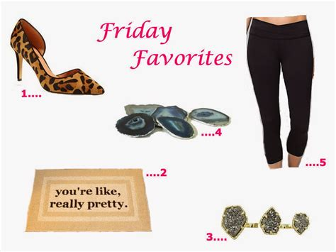 Friday Fashion Favs 3 by Friday Favorites Chagneista