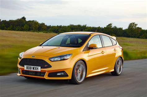 ford focus st review 2017 autocar