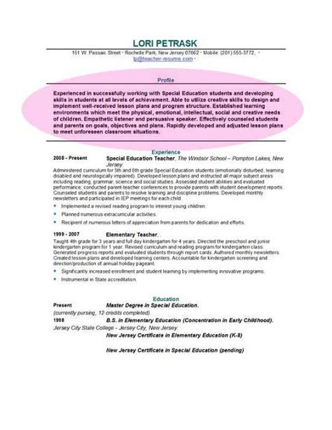 objective in teaching resume resume objective resume and resumes on