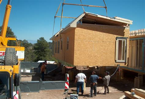 prefab construction prefab construction green or greenwashing inhabitat