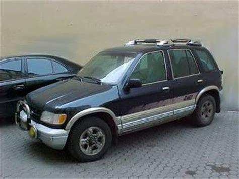 Kia Sportage 1995 1995 Kia Sportage Pictures 2 0l Gasoline Automatic For
