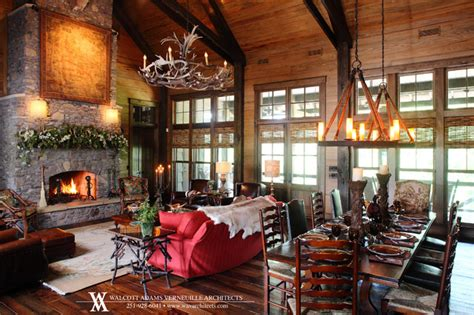 hunters living room lodge jackson al eclectic living room miami by walcott verneuille