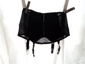 vintage garter belts for sale sale vintage 50s sheer open bottom girdle garter belt