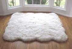 White Fluffy Area Rug White Fluffy Carpet Carpet Vidalondon