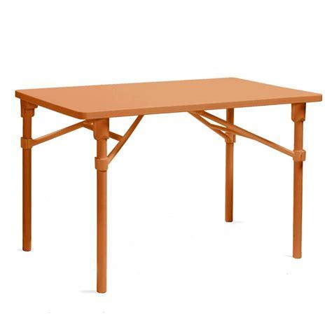 tavolo da giardino pieghevole tavolo pieghevole da giardino e terrazzo zic nardi