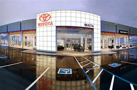 Maita Toyota Service Maita Toyota Alston Construction