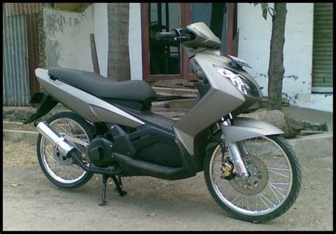 Lu Proji Nouvo Z ciledug bikers community yamaha nouvo z