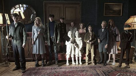 miss peregrine s home meet the cast of the new