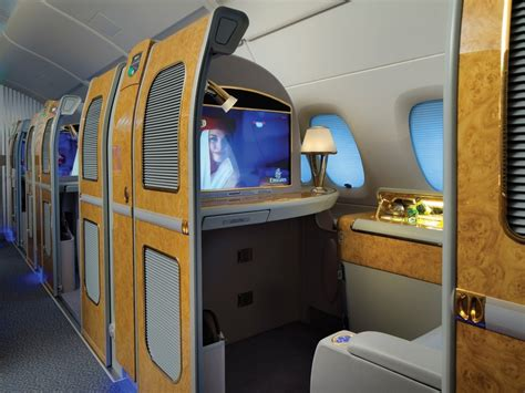 emirates first class suite cost slideshow a mile high club dream new 400 million