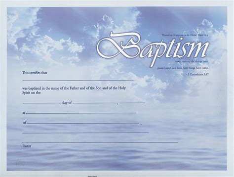 baptism certificate google search baptism pinterest