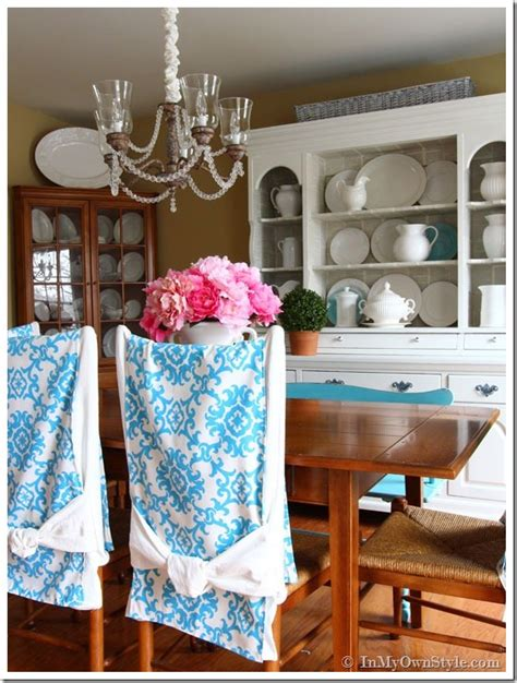 how to make a dining room chair slipcover chair back runners in my own style