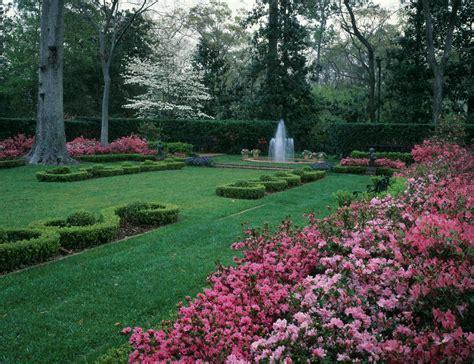 Flower Gardens In Houston Bayou Bend Gardens The Museum Of Arts Houston