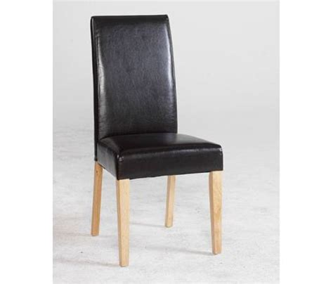 buy kensington faux leather dining chair from our dining