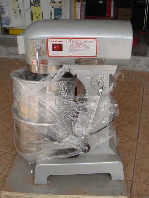 Mixer Okazawa okazawa b20 universal planetary mixer machine my power tools