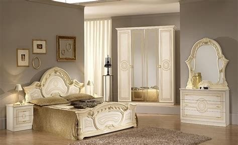 bedroom furniture sets uk italian beige high gloss bedroom furniture set homegenies