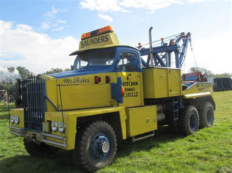 Saunders Garage by Scammell Constructor Saunders Garage Mr Shifter At