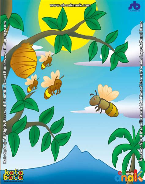 Paket Seri Buku Tempo Tokoh Islam Di Awal Kemerdekaan perselisihan lebah pekerja dan lebah jantan pemalas ebook anak