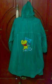 Stelan Pooh toko jas hujan perlengkapan hujan