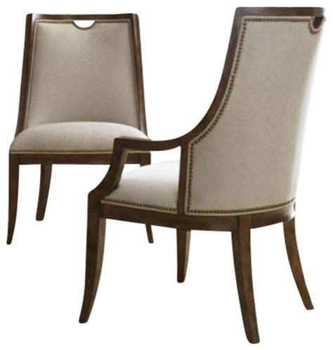 Upholstered Modern Dining Chairs Sunset Upholstered Chair Contemporary Dining Chairs By Carolina Rustica