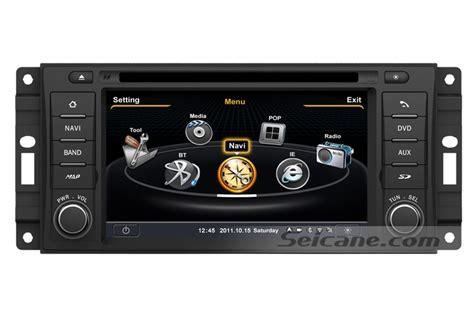 2012 Jeep Grand Navigation System Oem Sat Nav Radio Gps System For 2011 2012 2013 Jeep Grand