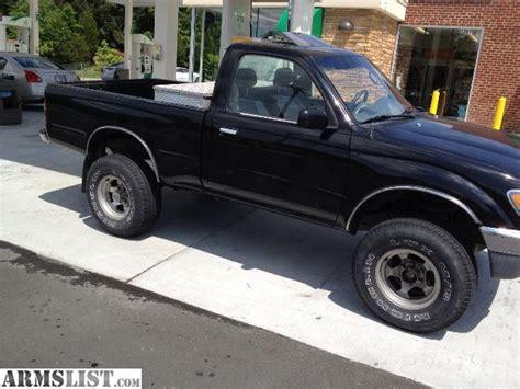95 Toyota Tacoma Armslist For Sale 95 Toyota Tacoma 4x4
