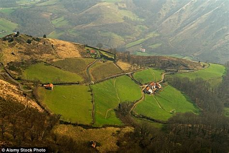 Camino De Santiago Trail by Walkers Lost For Five Days On Camino De Santiago