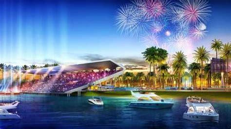 miami boat show moving miami international boat show moving to marine stadium