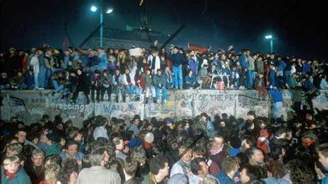 Feiern Zum Mauerfall by R 252 Ckblick So Erlebten Unsere Leser Den Mauerfall