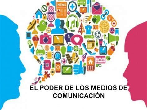 el poder de los el poder de los medios de comunicacion en la educacion