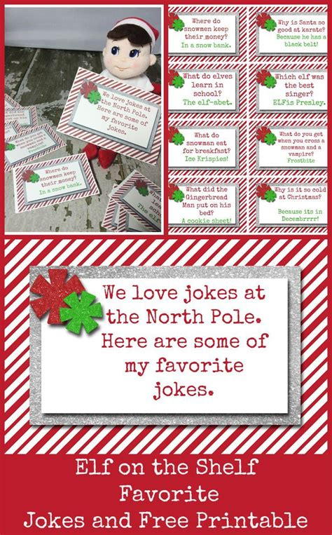 printable elf on shelf jokes 1000 images about crafts and printables a sparkle of