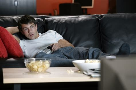 lazy guy on couch 12 best things only lazy people will realise align