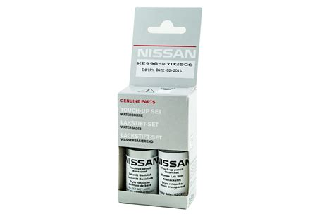 nissan genuine scratch remover touch up paint blade silver ky0 ke998ky025cc ebay