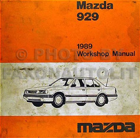 chilton car manuals free download 1987 mazda 929 instrument cluster service manual 1989 mazda 929 repair manual free service manual 1989 mazda 929 repair manual
