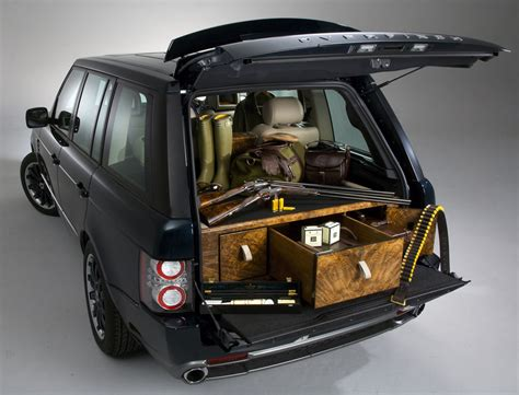 land rover overfinch holland holland range rover by overfinch launches