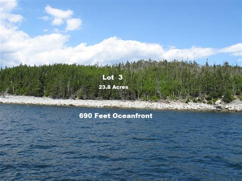 Scotia Property Records Hemlow Island 23 8 Acre Property In Scotia Lot 3 Shore Side Properties