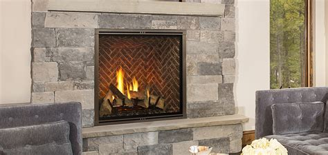 marquis ii direct vent gas fireplaces by majestic products