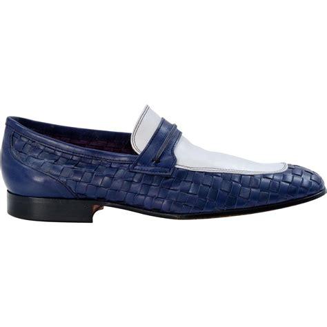 blue and white loafers blue and white loafers 28 images ben sherman blue and