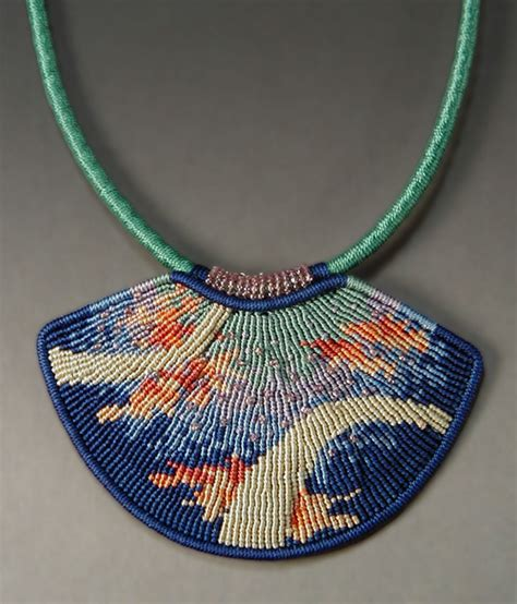 Macrame Designs - wired micro macrame jewelry designs by joan babcock the